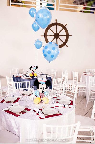 Festa Mickey Marinheiro do Felipe 7