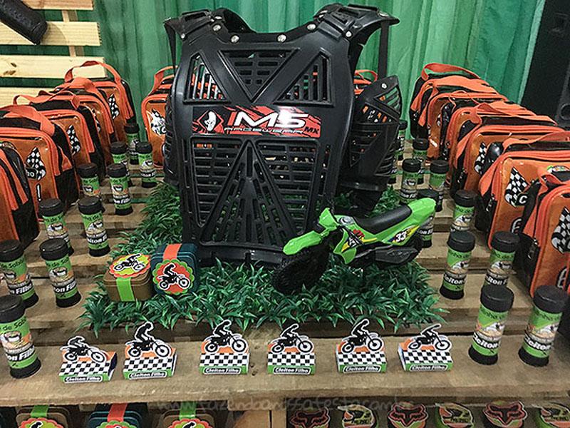 Ideias para Festa Motocross 66