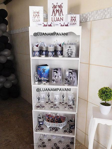 Festa Personalizada Luan Santana 4