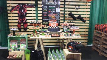 Ideia para Festa Motocross