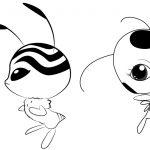 Livrinho de Colorir Miraculous Ladybug 11