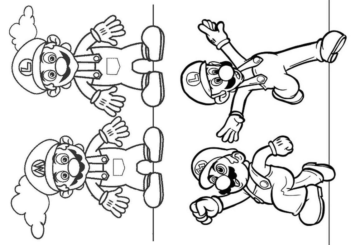 Livrinho de Colorir Mario Bros - 10
