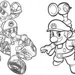 Livrinho para Colorir Mario Bros - 3