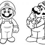 Livrinho para Colorir Mario Bros - 8