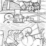Livrinho para Colorir Masha e o Urso 4