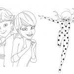 Livrinho para Colorir Miraculous Ladybug 5