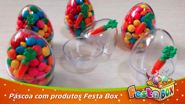 Páscoa com Produtos FestaBox 10