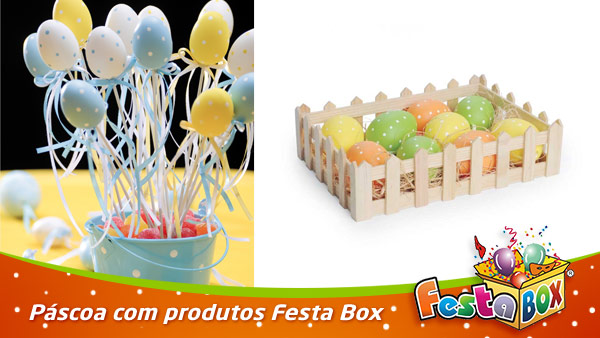 Páscoa com Produtos da Loja FestaBox 77