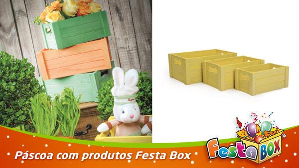 Páscoa com Produtos da Loja FestaBox 1