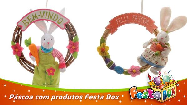 Páscoa com Produtos da Loja FestaBox