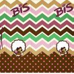 Rotulo Bis Masha e o Urso Kit Festa