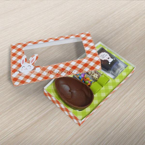 Caixa Kit Confeiteiro para Páscoa Fazendo a Nossa Festa 3