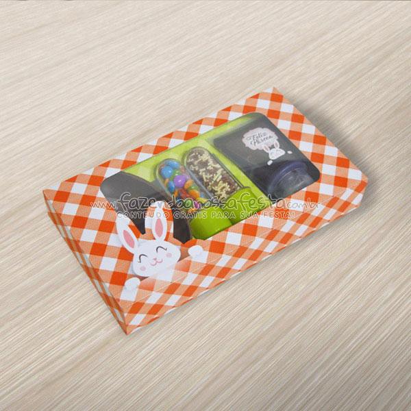 Caixa Kit Confeiteiro para Páscoa Fazendo a Nossa Festa 4