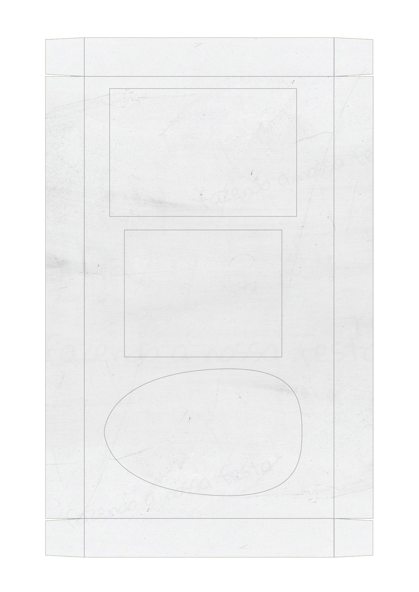 Caixa Kit Confeiteiro para Páscoa - parte de dentro
