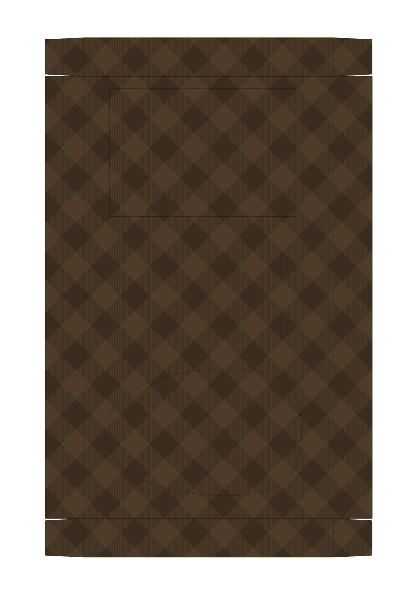Caixa Kit Mini Confeiteiro para Páscoa 10 - parte de dentro