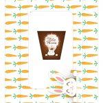 Caixa Kit Mini Confeiteiro para Páscoa 11 - parte de cima