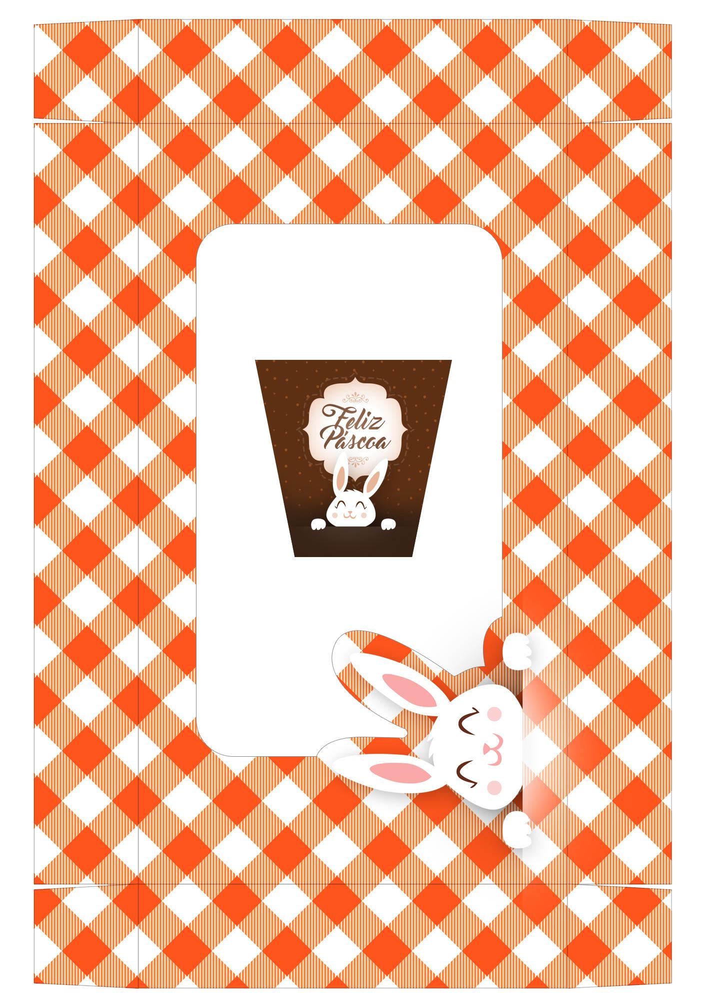 Caixa Kit Confeiteiro para Páscoa 15 - parte de cima