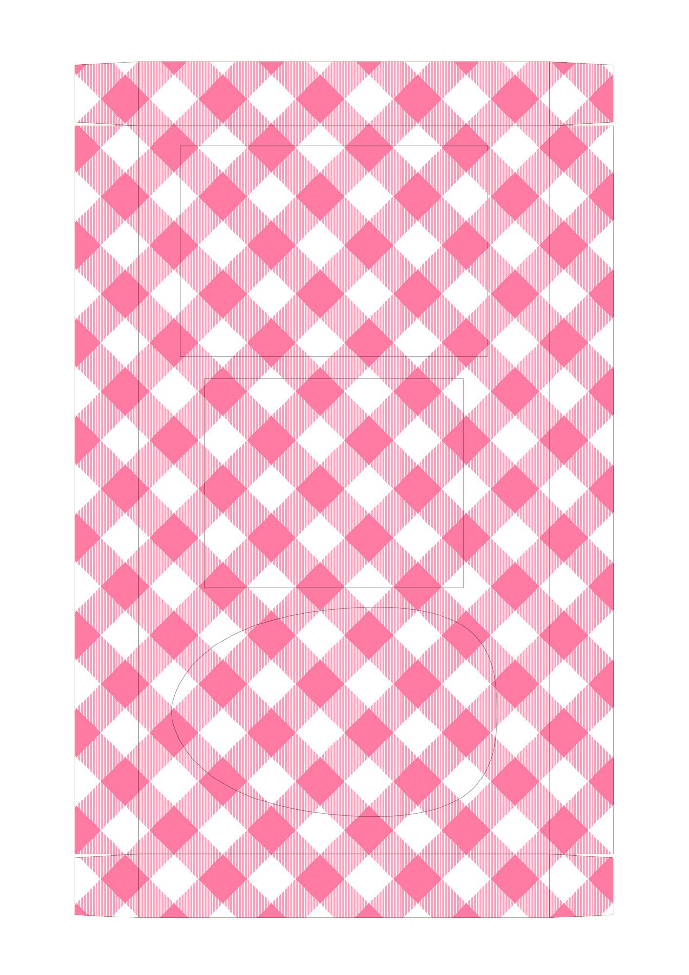 Caixa Kit Mini Confeiteiro para Páscoa 16 - parte de dentro