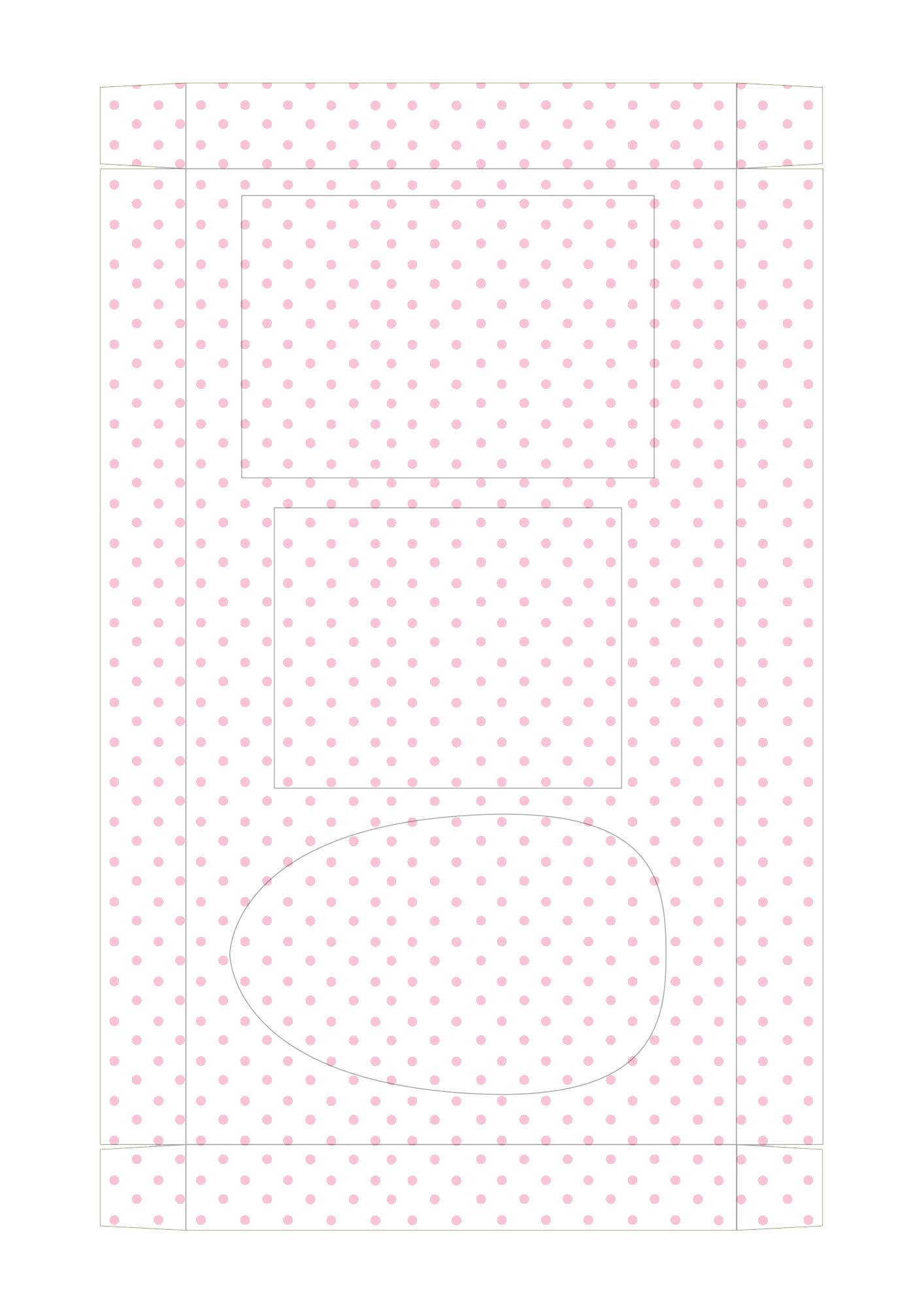 Caixa Kit Mini Confeiteiro para Páscoa 3 - parte de dentro