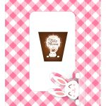 Caixa Kit Mini Confeiteiro para Páscoa 8 - parte de cima