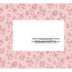 Caixa Mini Confeiteiro ovinhos rosa cima