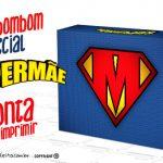 Caixa Super Mãe Especial Dia das Mães