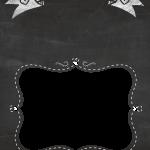Chalkboard Dia das Mães Dinda 2