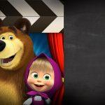 Convite Masha e o Urso 5