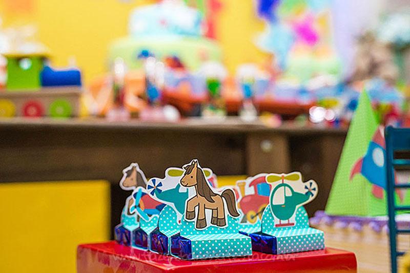 Festa Brinquedos Aniversario do Noah 3