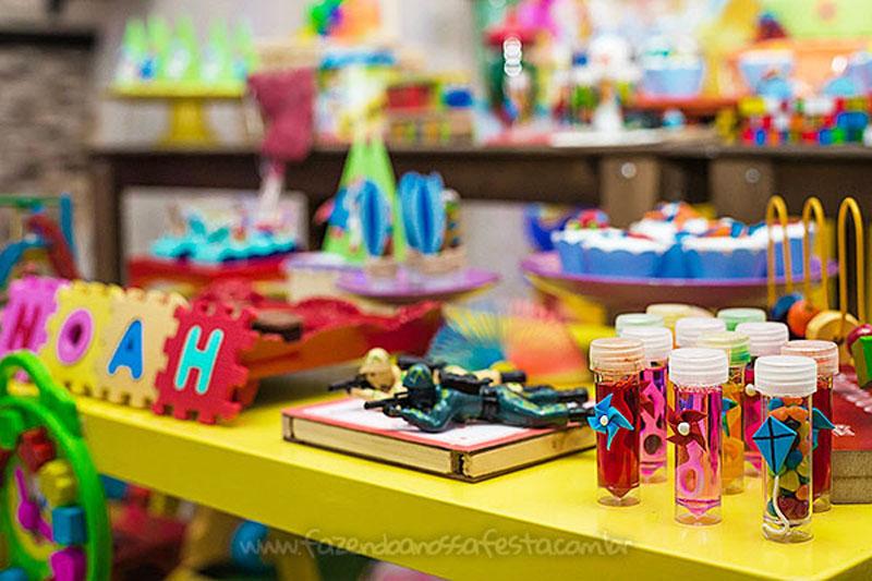 Festa Brinquedos do Noah 7