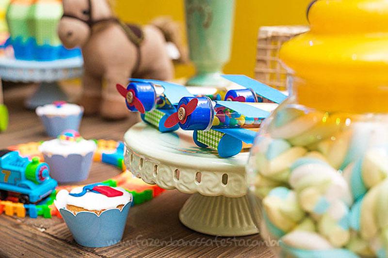 Festa Brinquedos do Noah 8