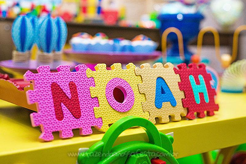 Ideias para Festa Brinquedos Aniversario do Noah 10
