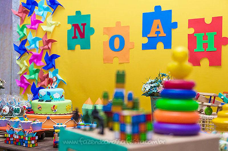 Festa Brinquedos do Noah 9
