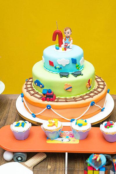 Ideias para Festa Brinquedos Aniversario do Noah 13