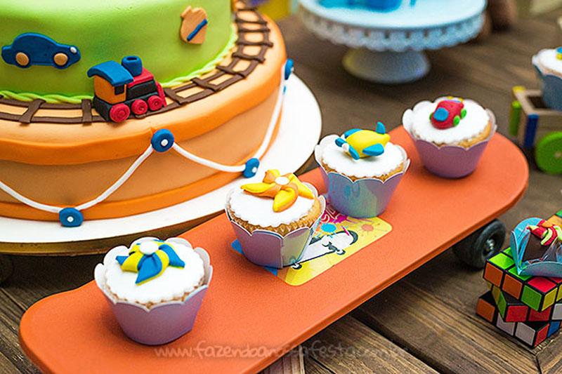 Ideias para Festa Brinquedos Aniversario do Noah 4