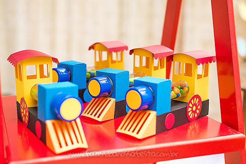 Ideias para Festa Brinquedos Aniversario do Noah 5