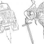 Livrinho de Colorir Star Wars 13