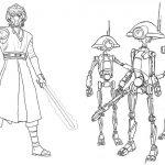 Livrinho de Colorir Star Wars 7
