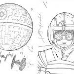 Livrinho para Colorir Star Wars 2