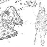 Livrinho para Colorir Star Wars 3