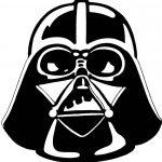 Máscara Star Wars 1