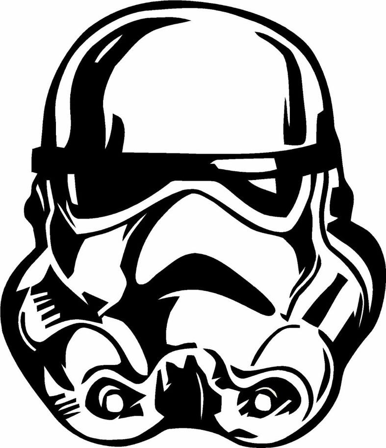 Máscara Star Wars 2