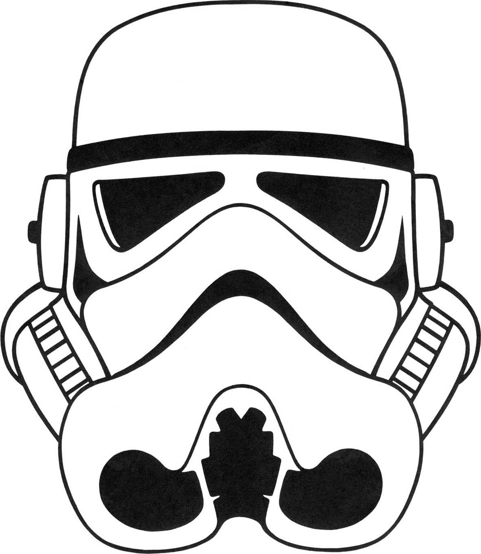 Máscara Star Wars 3