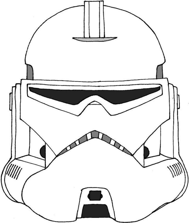 Máscara Star Wars 6