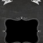 Quadro Chalkboard Dia das Mães 4