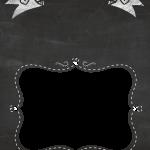 Quadro Chalkboard Dia das Mães 6