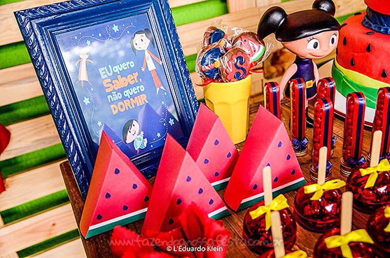 Festa Infantil Show da Luna da Samara 2