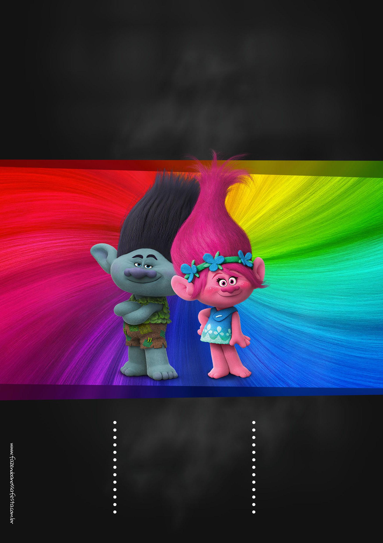 Chalkboard Trolls