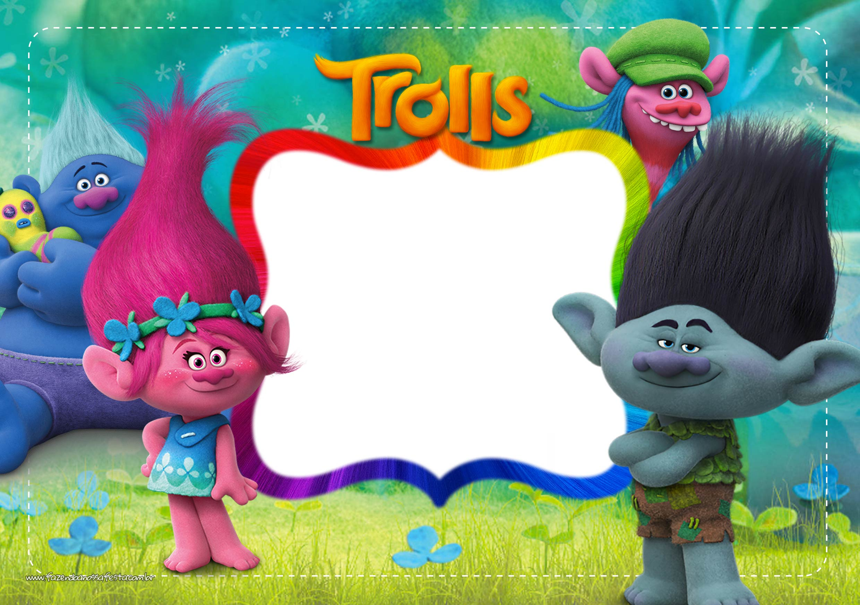 Convite Trolls