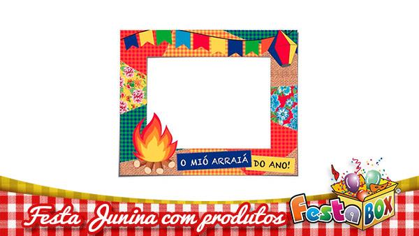 Festa Junina com Produtos FestaBox 4